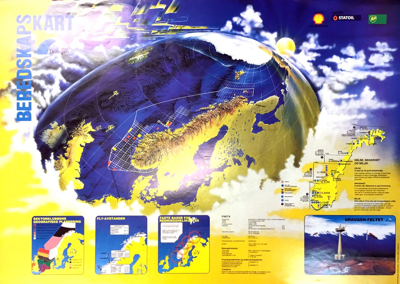 Illustrasjon Norge